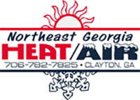 Northeast Georgia Heating & Air Logo